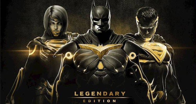 Injustice 2 Legendary Edition will be a super hero success on March 27