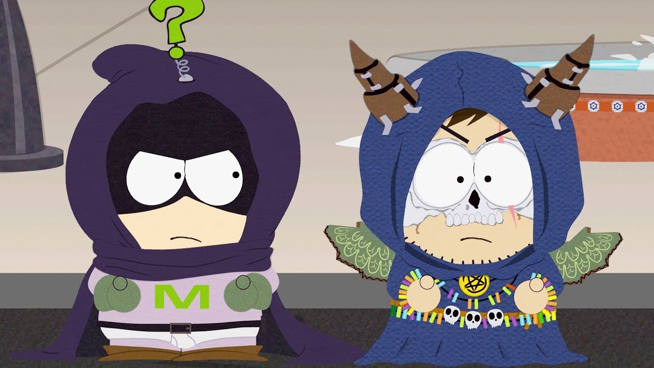 South Park The Fractured But Whole: From Dusk Til Casa