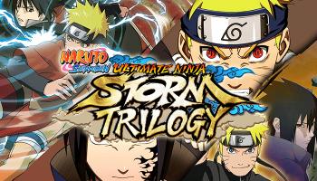Naruto Shippuden Ultimate Ninja Storm 3 Full Burst - As We