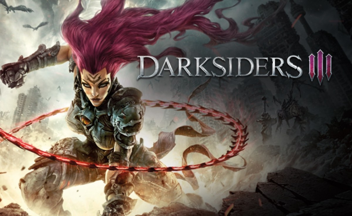 Darksiders 3 DLC to accompany release on November 27