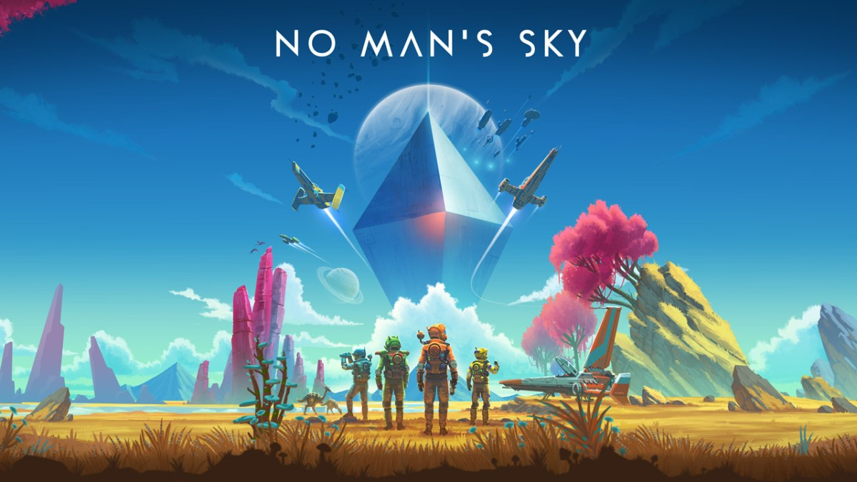 No Man's Sky NEXT Update launches next week