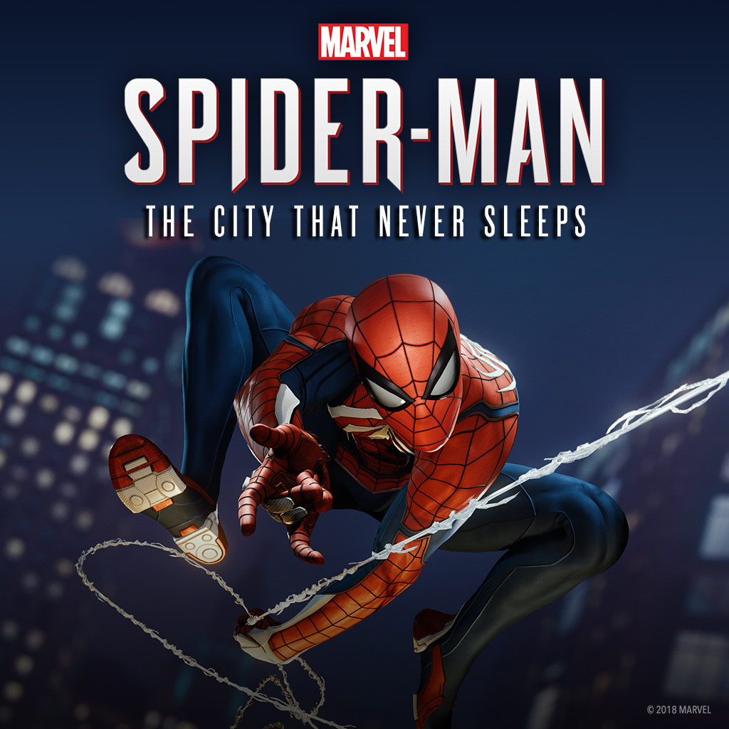 Spider-Man DLC The Heist adds three new Spidey suits