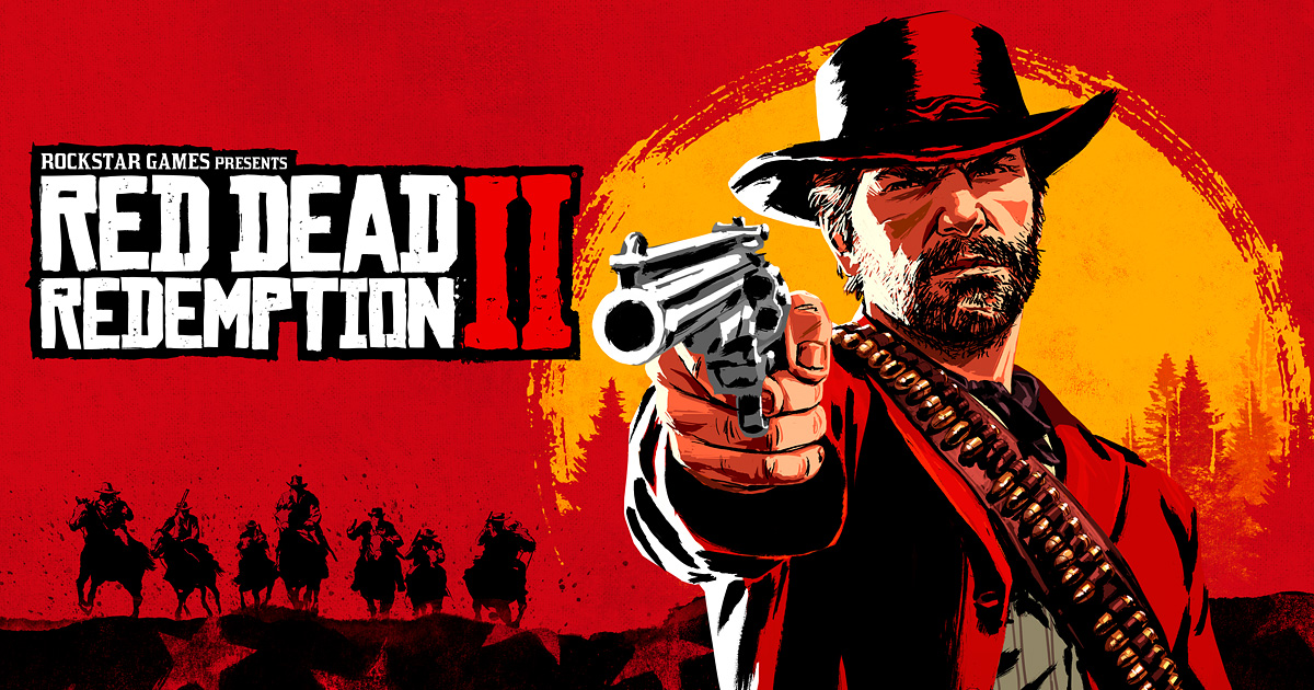 Red Dead Redemption 2 will ship on 2 discs