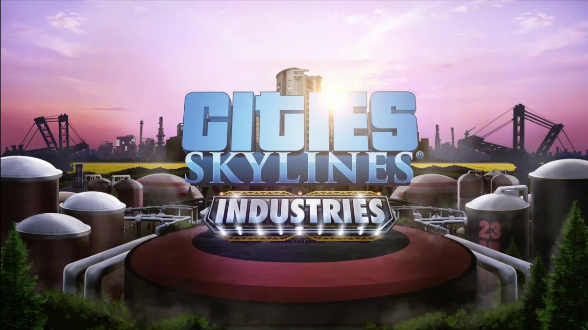 Cities Skylines Industries DLC pays it forward on October 23