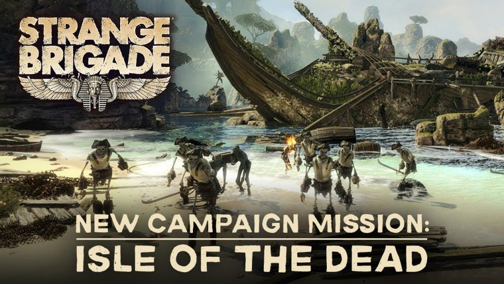 Strange Brigade: The Thrice Damned Isle of the Dead DLC Review