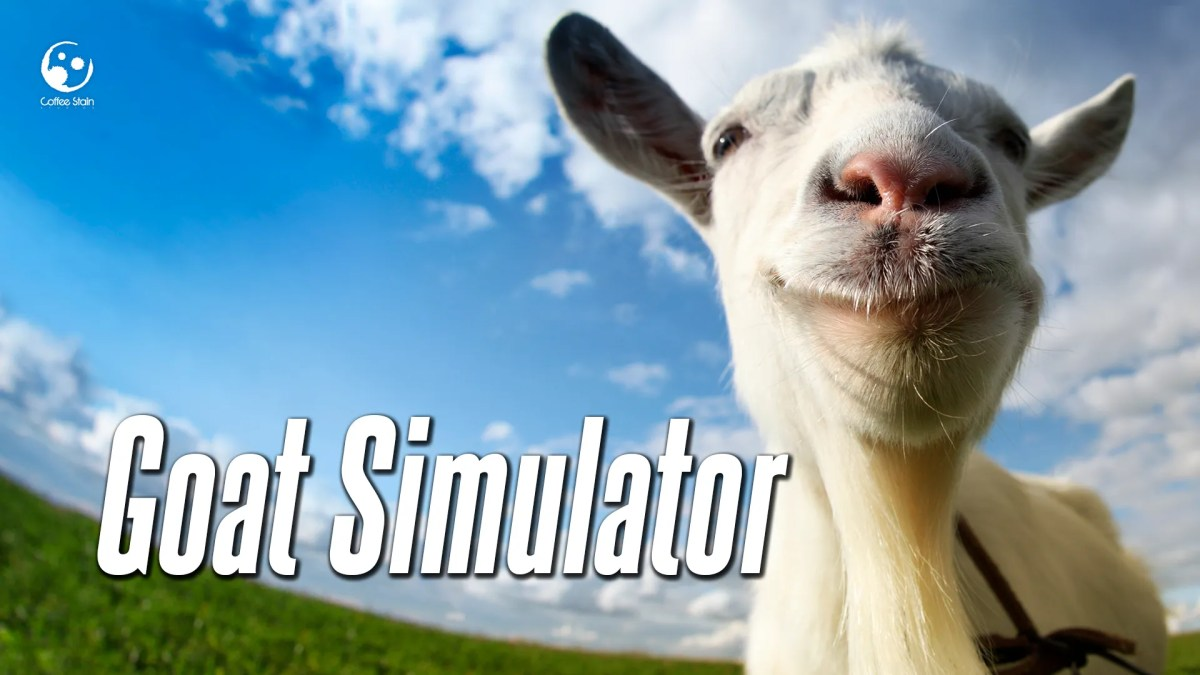 Goat Simulator: The Goaty brings all DLC to Switch and is out now