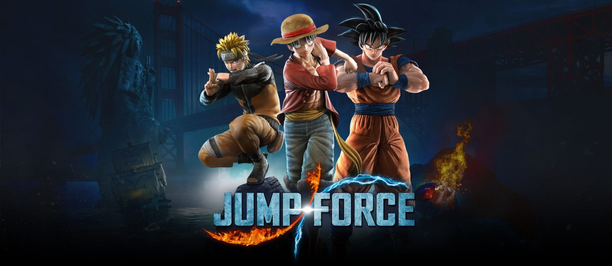 Jump Force Pre-Order DLC gives you an edge in battle
