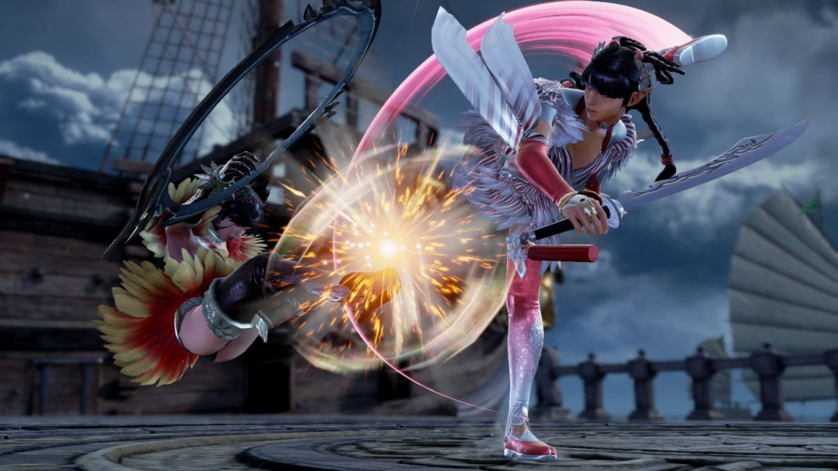 (Updated) Soul Calibur 6 DLC 3 Character Creation Set A out now, was accidentally released for free