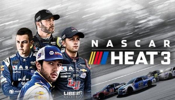NASCAR Heat 3 - 2019 Season Update DLC adds new cars, paint