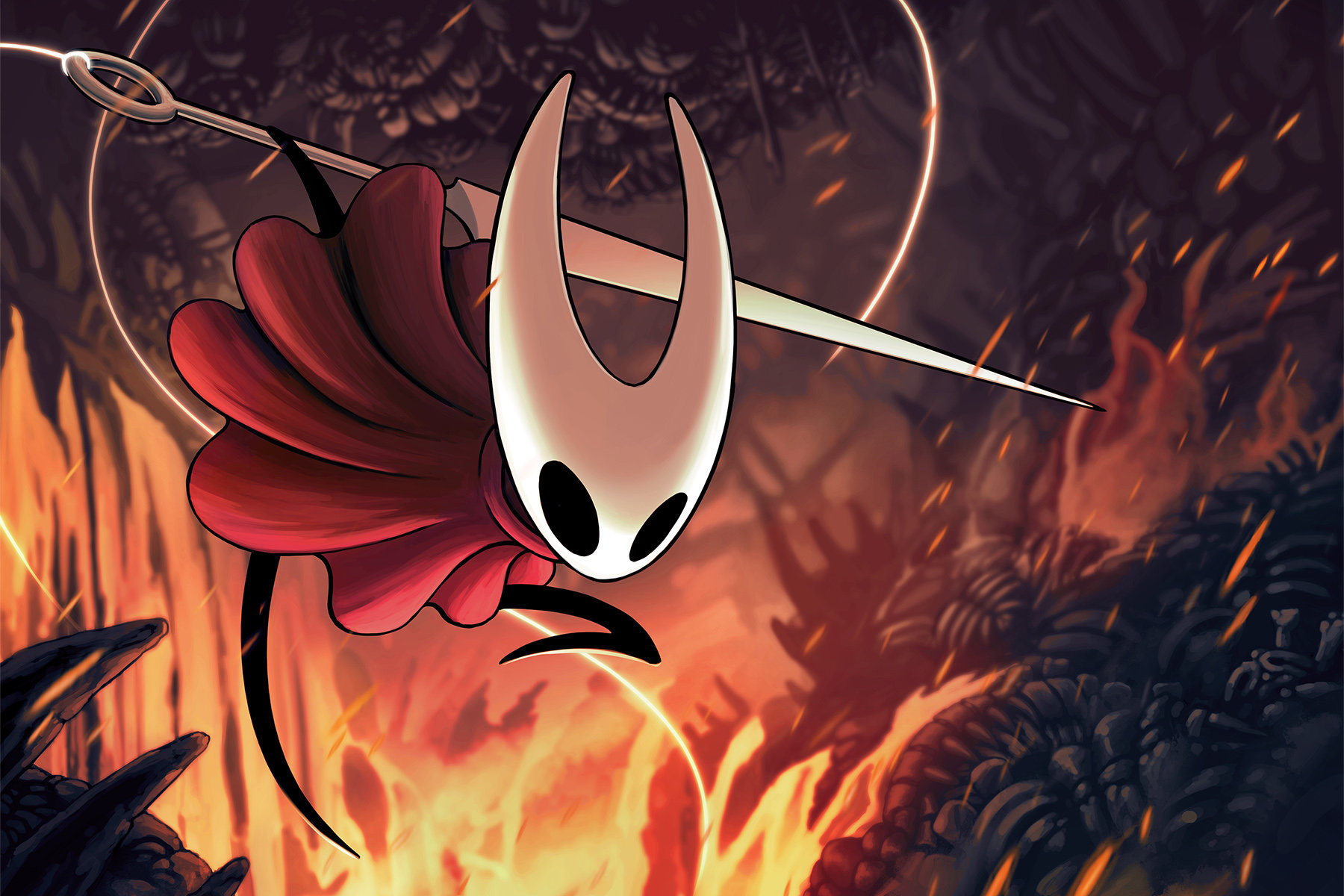 Hollow Knight Hornet DLC is now a massive sequel called ...
