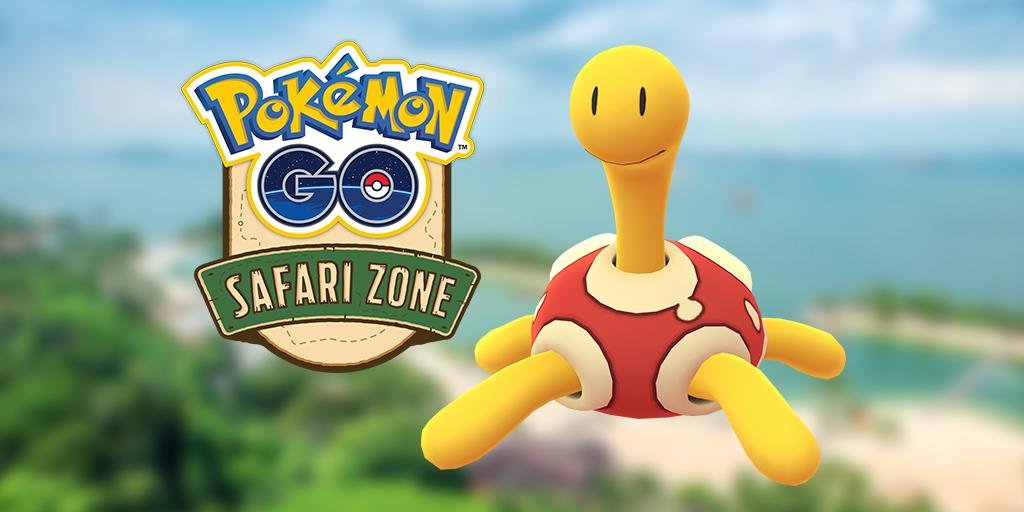 Shiny Shuckle now spawning everywhere from April 20, Shiny Meltan returns to boxes in PoGo