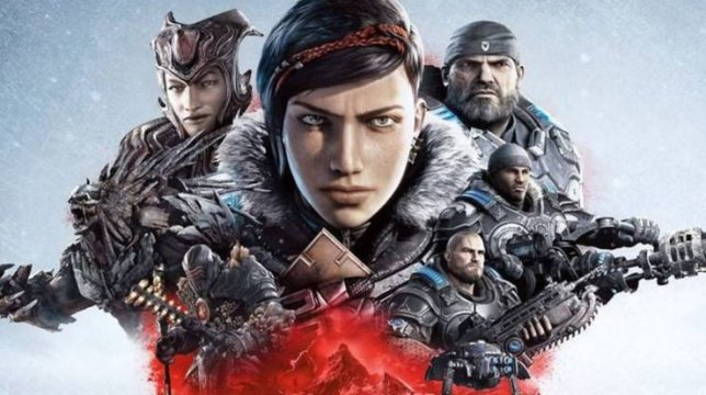 Gears 5 Story DLC Is Coming Later This Year