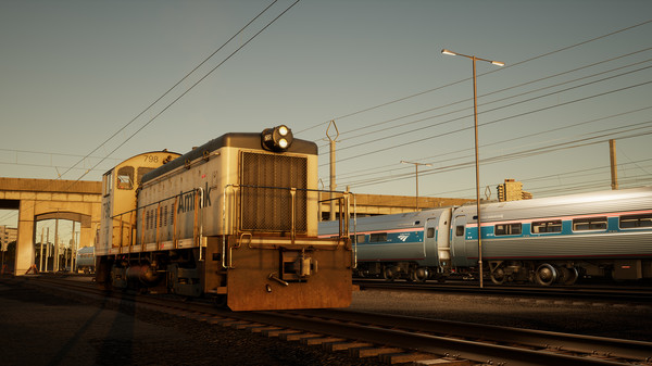 Train Sim World's latest add-on puts Amtrak on rails - Expansive