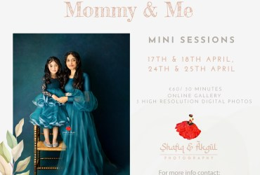 MOMMY & ME – MINI SESSIONS