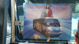 The driver's prayer.