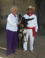I made lots of friends at Herradura Tequila Hacienda