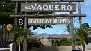 """El Vaquero (""""The Cowboy"""") Pub is next door to the brewery"""