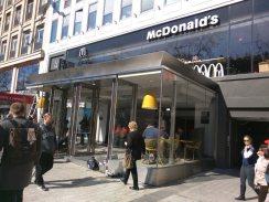 McDonald's has arrived
