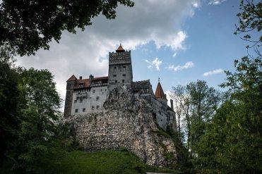 most beautiful castles in Romania_Bran castle