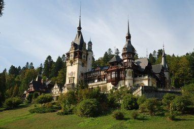 most beautiful castles in Romania_Peles castle