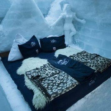 Bâlea Lac Ice Hotel_room