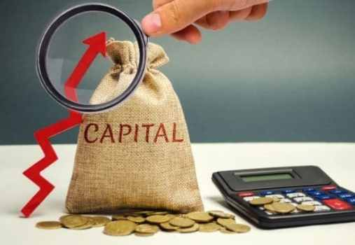 increasing the company's capital