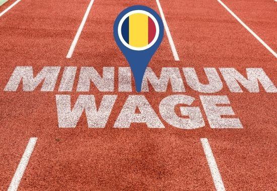 Romanian minimum gross salary