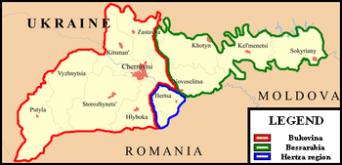 harta Cernauti