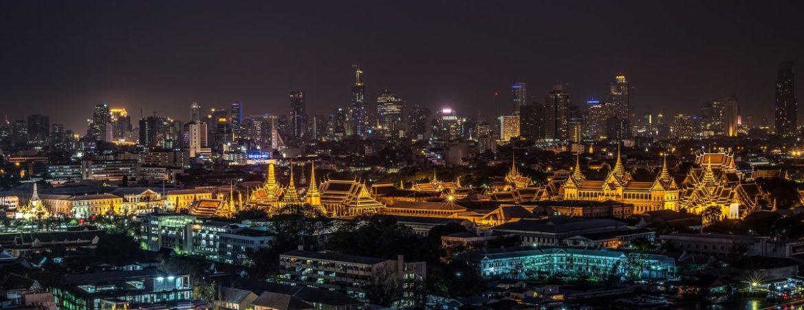 The Grand Palace,Bangkok