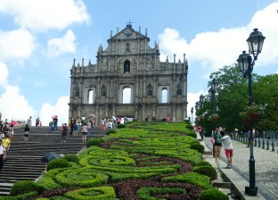 Ruins of St. Paul's Macau _ expatlingo.com