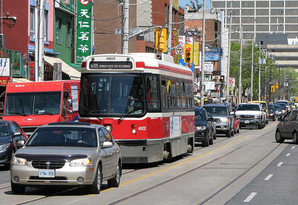 The Toronto commute named one of the world's worst