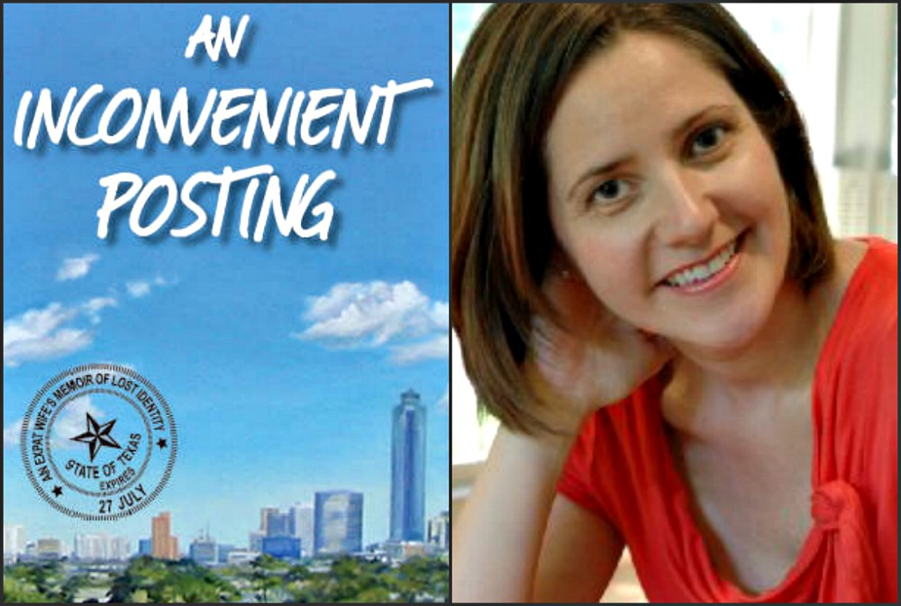 Review of 'An Inconvenient Posting – an expat wife's memoir of lost identity'