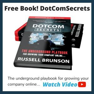 DotCom Secrets ad