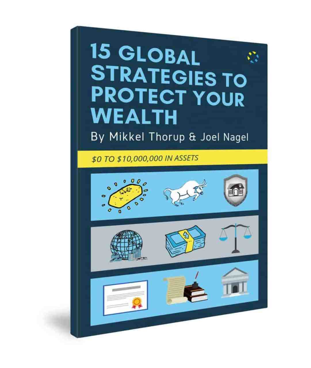 15 Global Strategies To Protect Your Wealth - The Expat Money Show