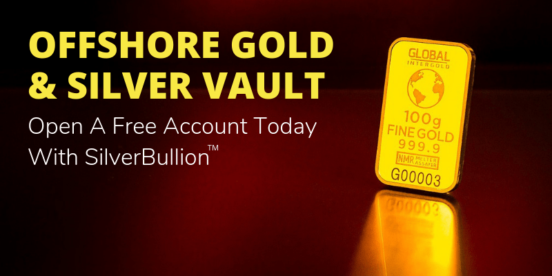 Offshore Gold And Silver Vault Open A Free Account Today