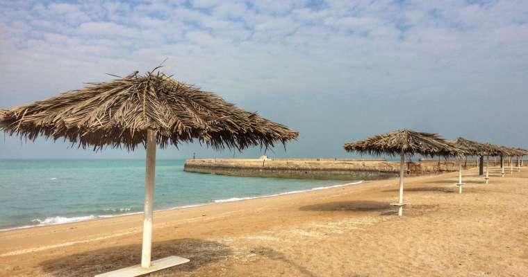 Life in Kuwait: Falaika Island