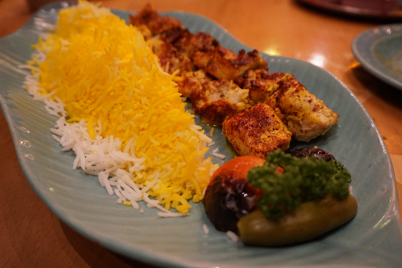 A few of Panda's favourite foods to eat in Kuwait