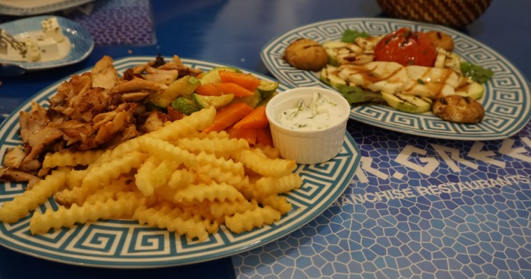 Ethnic food experiences in Kuwait