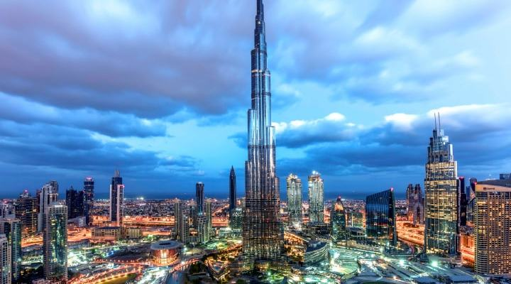 Visting Dubai when you live in other Middle Eastern cities…