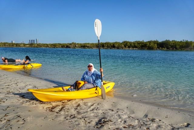 Kayak Abu Dhabi
