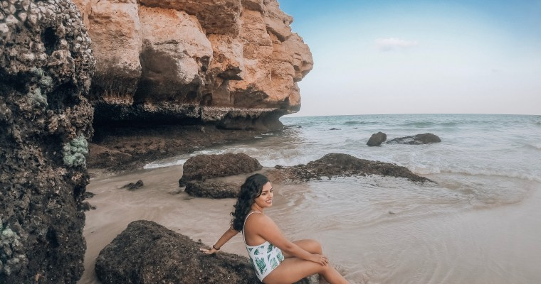 Oman: turtles, secret beaches and hidden pools
