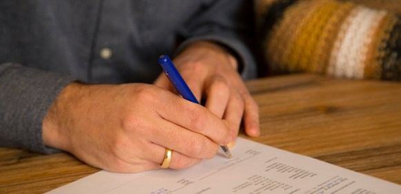 Agreement and settlement , signing the deed of purchase