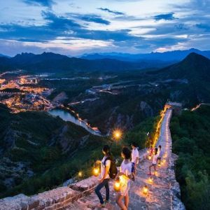 Private English Transfer to Gubei Water Town and Simatai Great Wall Self-Guide Day Trip 1