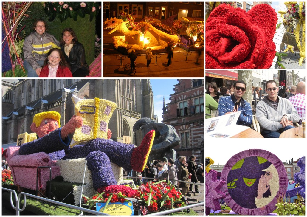 myHaarlem at the Flower Parade in Haarlem (1995-2013. Photo: Arianna Ardia)