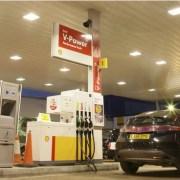 Refuel gas before entering the Netherlands (Photo Novum)