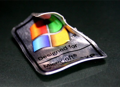 Still 7.4% of the Dutch use end of live Windows XP