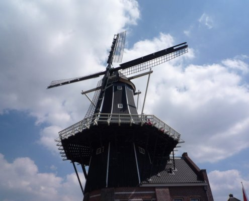 10 May: Nationale Molendag / National Windmill Day (Photo: Luca Guarnieri)