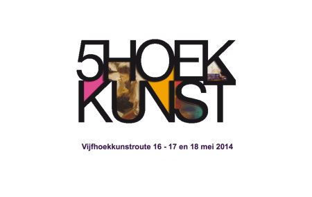Join us on the Vijfhoekkunstroute 2014