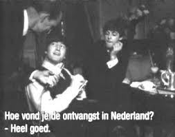 The Beatles' Influence on English-language in the Netherlands