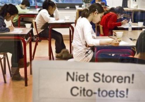 Cito scores 2014: Compare schools in your municipality (Photo: RTL Nieuws)